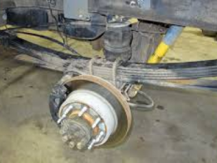 Suspension System Service